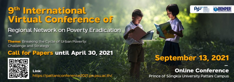 The 9th International Conference of Regional Network on Poverty Eradication