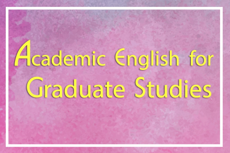 Announcement results of Academic English for Graduate Studies 1 and Academic English for Graduate Studies 2