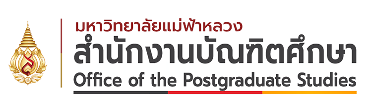 Office of Postgraduate Studies :: MFU
